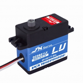 JX servo DC5821LV 20KG Full waterproof digital high quality servo